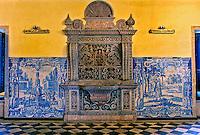 Igreja da terceira ordem de São Francisco, Salvador. Bahia. 1997. Foto de Juca Martins.