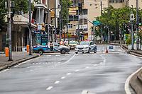 24/05/2020 - PREFEITURA DO RIO REALIZA BLOQUEIOS EM VIAS