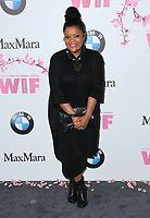 13 June 2017 - Beverly Hills, California - Yvette Nicole Brown. Women In Film 2017 Crystal + Lucy Awards Presented By Max Mara And BMW held at the Beverly Hilton Hotel in Beverly Hills. Photo Credit: Birdie Thompson/AdMedia