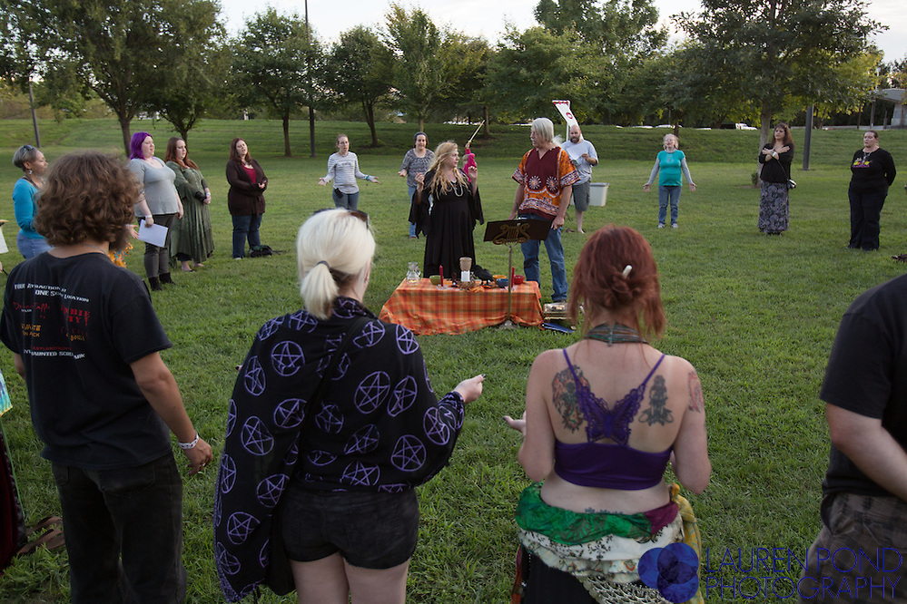 Louisville Pagan Pride Day. September 12, 2015.