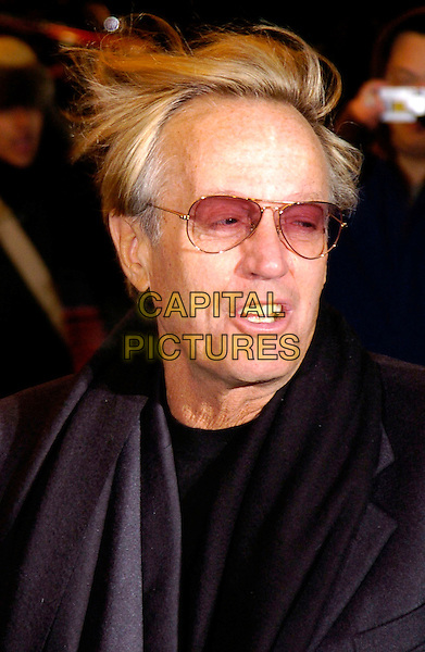 "PETER FONDA.At the Premiere of ""Ghost Rider"" held at Lowes 42nd Street E-Walk Theater, New York, New York, USA, .15 February 2007..portrait headshot glasses mouth open funny.CAP/ADM/BL.©Bill Lyons/AdMedia/Capital Pictures. *** Local Caption ***"