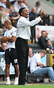 Notts County manager Chris Kiwomya<br />  - Stevenage v Leyton Orient - Sky Bet League 1 - Lamex Stadium, Stevenage - 17th August, 2013<br />  © Kevin Coleman 2013