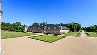 France, Loir-et-Cher (41), Cellettes, Château de Beauregard