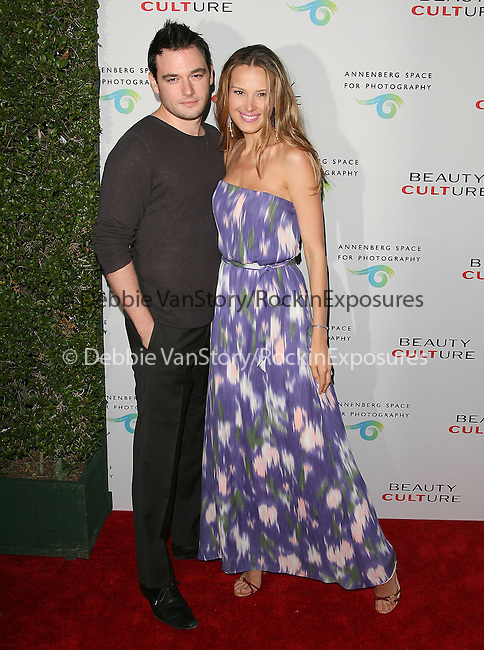 Petra Nemcova and Jamie Belman at The opening of BEAUTY CULTURE, a photographic exploration of how feminine beauty is defined, challenged and revered in modern society held at Annenberg Space for Photography in Century City, California on May 19,2011                                                                               © 2011 Hollywood Press Agency