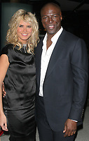 Heidi Klum, Seal, 2005, Photo By John Barrett/PHOTOlink