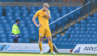 Preston North End's Tom Clarke reacts after the final whistle<br /> <br /> Photographer Alex Dodd/CameraSport<br /> <br /> The EFL Sky Bet Championship - Leeds United v Preston North End - Saturday 8th April 2017 - Elland Road - Leeds<br /> <br /> World Copyright &copy; 2017 CameraSport. All rights reserved. 43 Linden Ave. Countesthorpe. Leicester. England. LE8 5PG - Tel: +44 (0) 116 277 4147 - admin@camerasport.com - www.camerasport.com