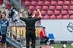 Jubel Mainz Achim Beierlorzer (Trainer 1. FSV Mainz 05)<br /> <br /> <br /> Sport: nphgm001: Fussball: 1. Bundesliga: Saison 19/20: 33. Spieltag: 1. FSV Mainz 05 vs SV Werder Bremen 20.06.2020<br /> <br /> Foto: gumzmedia/nordphoto/POOL <br /> <br /> DFL regulations prohibit any use of photographs as image sequences and/or quasi-video.<br /> EDITORIAL USE ONLY<br /> National and international News-Agencies OUT.