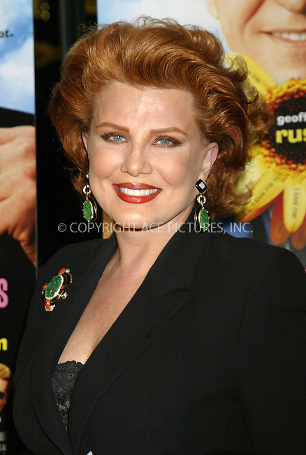 WWW.ACEPIXS.COM . . . . .  ....NEW YORK, NOVEMBER 19, 2004....Georgette Mosbacher at the New York premiere of The Life and Death of Peter Sellers.....Please byline: Ian Wingfield - ACE PICTURES..... *** ***..Ace Pictures, Inc:  ..Alecsey Boldeskul (646) 267-6913 ..Philip Vaughan (646) 769-0430..e-mail: info@acepixs.com..web: http://www.acepixs.com
