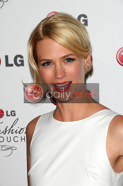 January Jones<br />