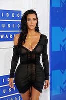 NEW YORK, NY - AUGUST 28 :Kim Kardashian attend the 2016 MTV Video Music Awards at Madison Square Garden on August 28, 2016 in New York City Credit John Palmer / MediaPunch