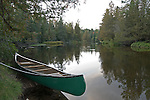Canoe AuSable River