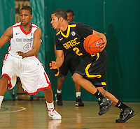 April 9, 2011 - Hampton, VA. USA;  Jalen Brantley participates in the 2011 Elite Youth Basketball League at the Boo Williams Sports Complex. Photo/Andrew Shurtleff