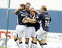 27/09/2008  Copyright Pic: James Stewart.File Name : sct_jspa02_falkirk_v_hamilton.STEVE LOVELL CELEBRATES AFTER SCORING FALKIRK'S FIRST.....James Stewart Photo Agency 19 Carronlea Drive, Falkirk. FK2 8DN      Vat Reg No. 607 6932 25.Studio      : +44 (0)1324 611191 .Mobile      : +44 (0)7721 416997.E-mail  :  jim@jspa.co.uk.If you require further information then contact Jim Stewart on any of the numbers above........
