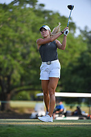 Sierra Brooks (a)(USA) watches her tee shot on 2 during round 1 of the 2019 US Women's Open, Charleston Country Club, Charleston, South Carolina,  USA. 5/30/2019.<br /> Picture: Golffile | Ken Murray<br /> <br /> All photo usage must carry mandatory copyright credit (© Golffile | Ken Murray)