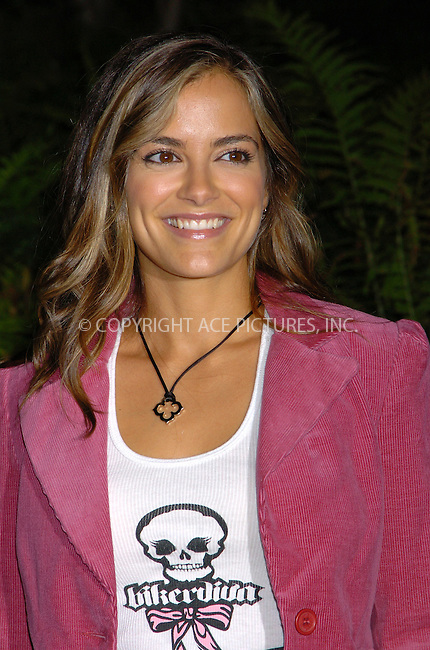 WWW.ACEPIXS.COM . . . . .  ..NEW YORK, SEPTEMBER 27, 2004: ....Rebecca Budig at the Premiere of Shark Tale. ....Please byline: AJ Sokalner - ACE PICTURES..... *** ***..Ace Pictures, Inc:  ..Alecsey Boldeskul (646) 267-6913 ..Philip Vaughan (646) 769-0430..e-mail: info@acepixs.com..web: http://www.acepixs.com