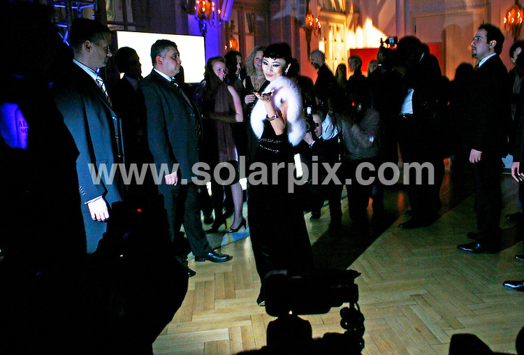 **ALL ROUND PICTURES FROM SOLARPIX.COM**.**SYNDICATION RIGHTS FOR UK AND SPAIN ONLY**.The Movie Meets Media party organized by the event manager Soren Bauer on Monday night at the Hotel Atlantic in Hamburg as every year the highlight of the celebrity party season,where this year tongues were waging about the U.S.actress Bai ling and Marc Terenzi the American pop singer were seen to be holding hands and very close..This Pic:Bai Ling ..JOB REF:8115-CPR/Magunia        DATE:08-12-08.**MUST CREDIT SOLARPIX.COM OR DOUBLE FEE WILL BE CHARGED* *UNDER NO CIRCUMSTANCES IS THIS IMAGE TO BE REPRODUCED FOR ANY ONLINE EDITION WITHOUT PRIOR PERMISSION*