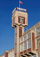 Voormalige spinnerij in Almelo verbouwd tot bedrijvencentrum. Twenthe Centrum