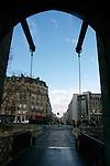 20060213 - France - Vincennes<br />VUE SUR LE CENTRE VILLE DE VINCENNES DEPUIS LE CHATEAU, COTE AVENUE DE PARIS<br />Ref: CHATEAU_DE_VINCENNES_023 - © Philippe Noisette