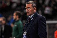 England Under 21's manager Aidy Boothroyd during the UEFA Euro U21 Qualifying match between England U21 & Kosovo U21 at KCOM Craven Park, Hull, England on 9 September 2019. Photo by Stephen Buckley / PRiME Media Images.