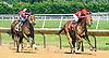 Hardwin winning at Delaware Park on 6/21/17
