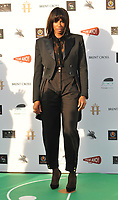 """LONDON, ENGLAND - JULY 22: Shaznay Lewis at the """"Break"""" first ever UK Drive-In film premiere, Stadium Car Park off Brent Cross Shopping Centre, Stadium Road, on Wednesday 22 July 2020 in London, England, UK. <br /> CAP/CAN<br /> ©CAN/Capital Pictures"""