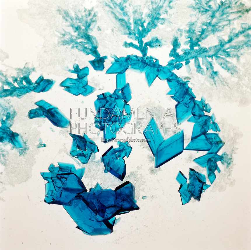 CUPRIC SULFATE PENTAHYDRATE CRYSTALS<br />
