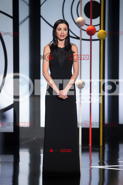 Dafne Fernandez during the 63rd Donostia Zinemaldia opening ceremony (San Sebastian International Film Festival) in San Sebastian, Spain. September 18, 2015. (ALTERPHOTOS/Victor Blanco) /NortePhoto.com