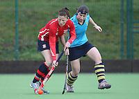 Havering HC Ladies vs Hertford HC Ladies 23-01-10