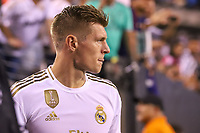 East Rutherford (EUA), 26/07/2019 - Amistoso Internacional / Real Madrid x Atlético de Madrid -  Toni Kroos do  Real  Madrid durante partida contra o Atlético Madrid jogo válido pela International Champions Cup no MetLife Stadium em East Rutherford nos Estados Unidos na noite desta sexta-feira, 26. (Foto: William Volcov/Brazil Photo Press/Agencia O Globo) Esportes