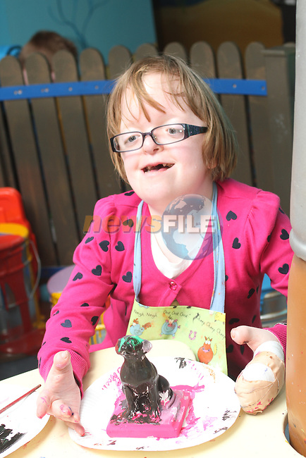Hannah Donnelly at the IWA Fundraiser in Funtasia...(Photo credit should read Jenny Matthews/www.newsfile.ie)....This Picture has been sent you under the conditions enclosed by:.Newsfile Ltd..The Studio,.Millmount Abbey,.Drogheda,.Co Meath..Ireland..Tel: +353(0)41-9871240.Fax: +353(0)41-9871260.GSM: +353(0)86-2500958.email: pictures@newsfile.ie.www.newsfile.ie.