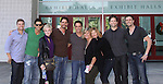 Soapstar Spectacular starring OLTL Kim Zimmer, Y&R Christian LeBlanc, Billy Miller, Michelle Stafford, Maura West, Michael Muhney,  Daniel Goddard, B&B Brandon Beemer, Don Diamont on November 20, 2010 at the Myrtle Beach Convention Center, Myrtle Beach, South Carolina  (Photo by Sue Coflin/Max Photos)