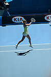 Maria SHARAPOVA (RUS) loses at Australian Open in Melbourne Australia on 24th January 2013