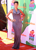 WESTWOOD, LOS ANGELES, CA, USA - JULY 17: Nicole Murphy, Nicole Mitchell Murphy at the Nickelodeon Kids' Choice Sports Awards 2014 held at UCLA's Pauley Pavilion on July 17, 2014 in Westwood, Los Angeles, California, United States. (Photo by Xavier Collin/Celebrity Monitor)