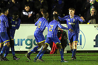 AFC Wimbledon Youth vs Chelsea Youth 09-02-16