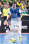 R. Renov. Zaragoza Ricardo Felipe during Futsal Spanish Cup 2018 at Wizink Center in Madrid , Spain. March 16, 2018. (ALTERPHOTOS/Borja B.Hojas)