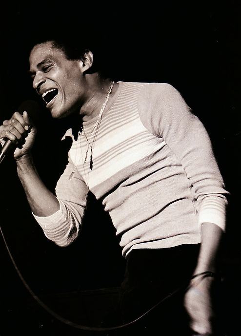 Al Jarreau.