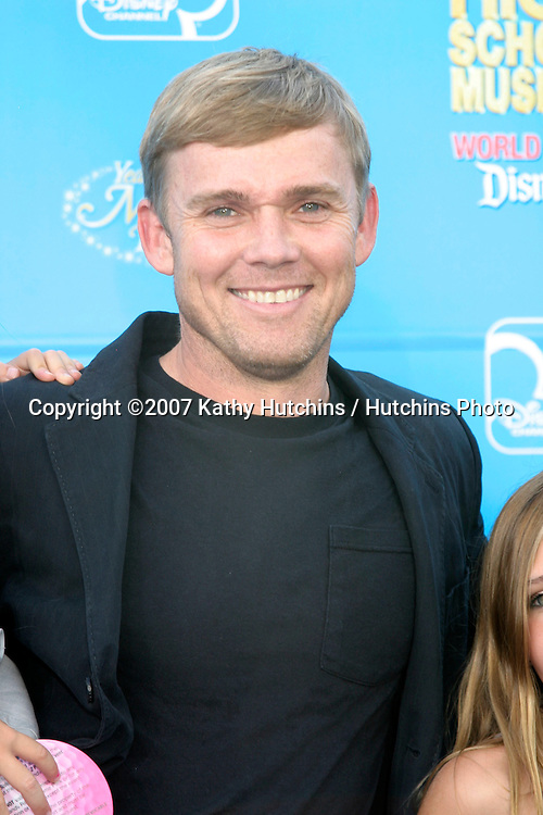 "Rick Schroeder.""High School Musical 2"" Premiere.AMC Theaters - Downtown Disney.Anaheim, CA.Aug 14, 2007.©2007 Kathy Hutchins / Hutchins Photo...."