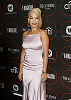 LOS ANGELES, CA - FEBRUARY 07: Rita Ora attends the Warner Music Pre-Grammy Party at the NoMad Hotel on February 7, 2019 in Los Angeles, California.  <br /> CAP/MPI/IS<br /> &copy;IS/MPI/Capital Pictures
