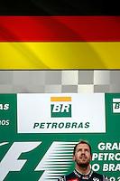 SAO PAULO, SP, 24.11.2013 - F1 GP BRASIL - O piloto alemao Sebastian Vettel da equipe Red Bull durante o Grande Prêmio do Brasil de Fórmula 1, no autódromo de Interlagos, zona sul da capital paulista, neste domingo (24). (Foto: Pixathlon / Brazil Photo Press).