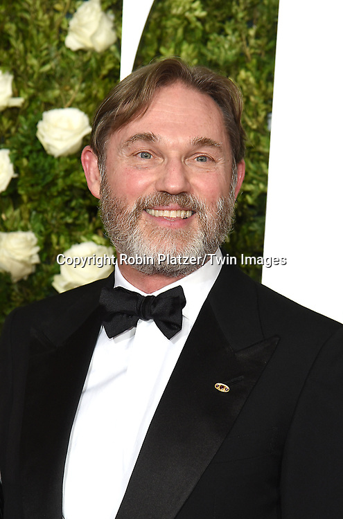 Richard Thomas attends the 71st Annual  Tony Awards on June 11, 2017 at Radio City Music Hall in New York, New York, USA.<br /> <br /> photo by Robin Platzer/Twin Images<br />  <br /> phone number 212-935-0770