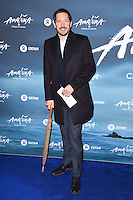 Bertie Carvel<br /> at the Cirque du Soleil &quot;Amaluna&quot; 1st night, Royal Albert Hall, Knightsbridge, London.<br /> <br /> <br /> &copy;Ash Knotek  D3218  12/01/2017
