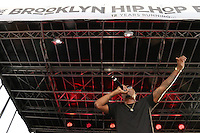 BROOKLYN, NY - JULY 16, 2016 Nas performs at the Brooklyn Music Festival July 16, 2016 in Brooklyn, New York. Photo Credit: Walik Goshorn / Mediapunch