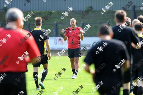 2013-07-06 / Voetbal / seizoen 2013-2014 / Eerste training Berchem Sport / Bart Selleslags<br /><br />Foto: Mpics.be