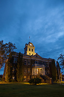 Crook County Courthouse in Prineville Oregon