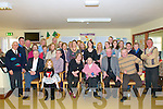 100th Birthday Celebrations : Ellen Allen, third from fight seated, Doonard, Tarbert, celebrating her 100th birthday with family & friends at Oakland's Nursing Home, Derry, Listowel on Tuesday 28th December.