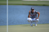 Rafael Cabrera Bello (ESP) looks over his putt on 6 during round 2 of the Arnold Palmer Invitational at Bay Hill Golf Club, Bay Hill, Florida. 3/8/2019.<br /> Picture: Golffile | Ken Murray<br /> <br /> <br /> All photo usage must carry mandatory copyright credit (&copy; Golffile | Ken Murray)