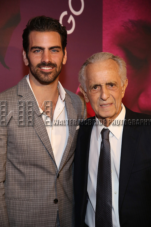 Nyle DiMarco And Mark Medoff Attends The Broadway Opening Night After Party For Children Of