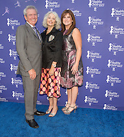 Jim Chuda, Nancy Chuda and Kelly Herman attend the Healthy Child Healthy World 23rd Annual Gala Red Carpet on Oct. 1, 2015