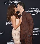 Kevin Jonas, Danielle Jonas 126 arrives at the Premiere Of Amazon Prime Video's Chasing Happiness at Regency Bruin Theatre on June 03, 2019 in Los Angeles, California.
