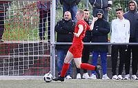Oliver Witt (Büttelborn) - Büttelborn 15.05.2019: SKV Büttelborn vs. Kickers Offenbach, A-Junioren, Hessenpokal Halbfinale